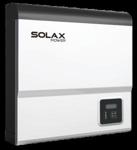 Solax hybrid inverter solcelleanlæg