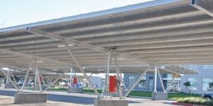 solcellepaneler garage anlæg