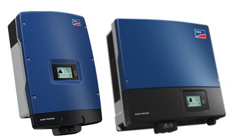 SMA inverter priser solcelleanlæg