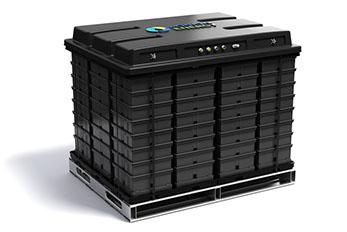 Aquion Energy har udviklet en helt ny type batteri, der tilbyder en sikker, ren, ufarlig, enkel, og genbrugsvenlig løsning.