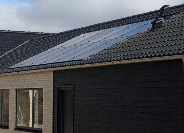 nybygger typehus solcelleanlæg energirammeanlæg opgradering