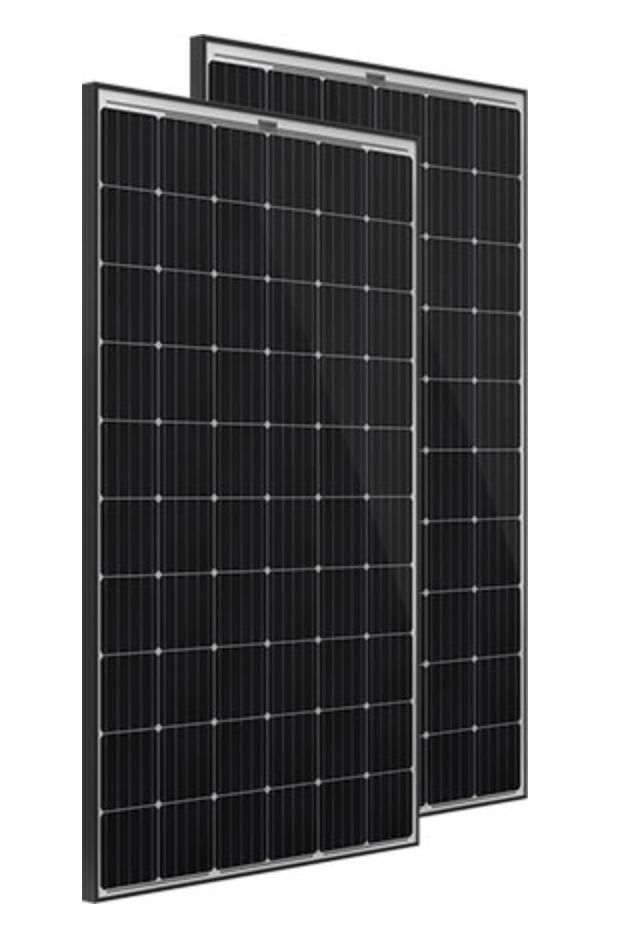 Sådan ser en solcelle ud
