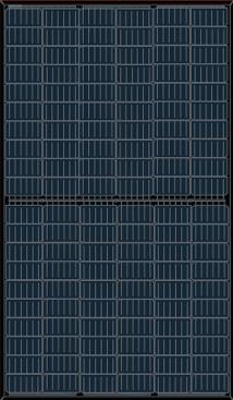 350 WP kinesisk solcelle