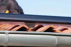 solcelle solcelleanlæg SEN montage skinne