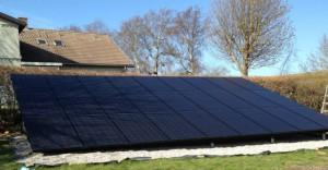 solcelle solcelleanlæg anlæg jordbaseret landbrug