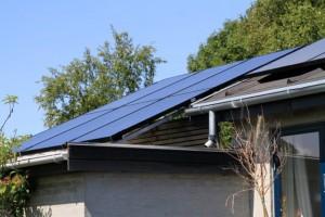 solcelle solcelleanlæg ekstra konsol solcellepaneler