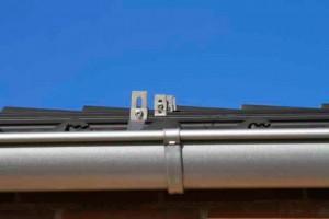 solcelle solcelleanlæg montage krog