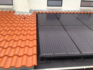 solcelle solcelleanlæg tagintegreret aleo solar paneler