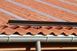 solcelle solcelleanlæg tysk montagesystem sen-50 rød tegl